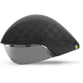 Giro Aerohead Ultimate MIPS Helmet matte black/gloss black
